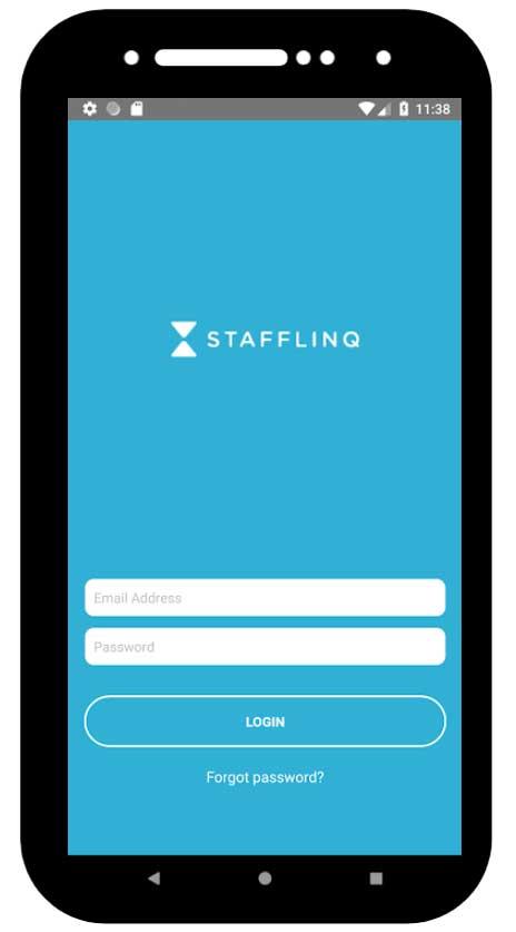 Stafflinq-login