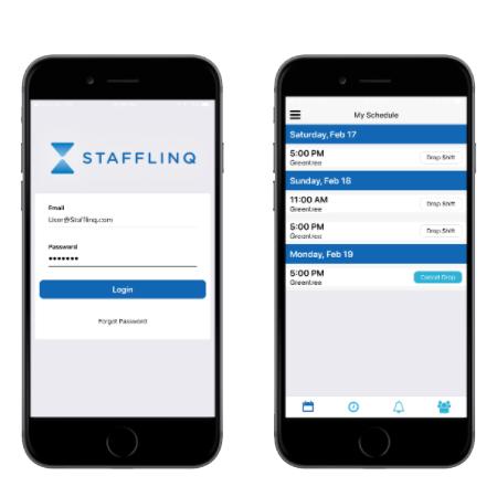 Stafflinq - Best tool for Employee Management