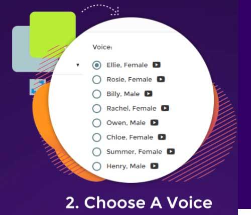 choose-a-voice