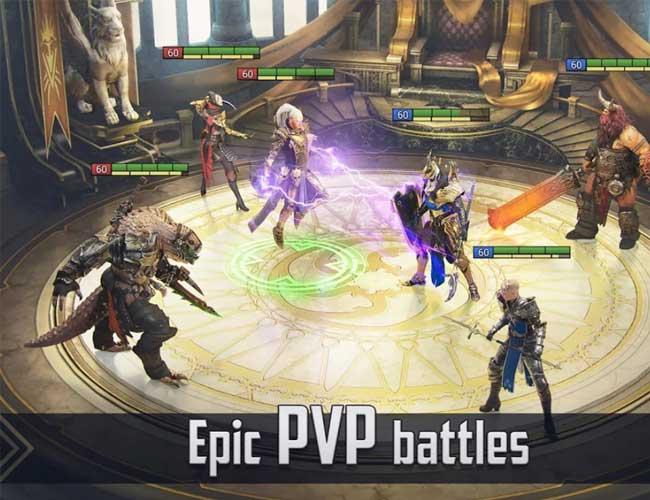 pvp-battle