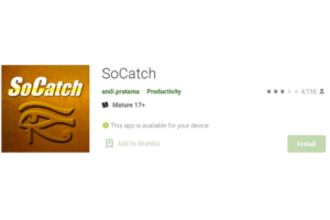 Download free SoCatch for PC