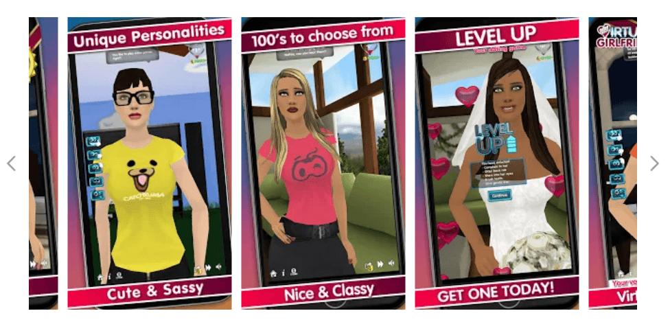 free virtual girlfriend pc